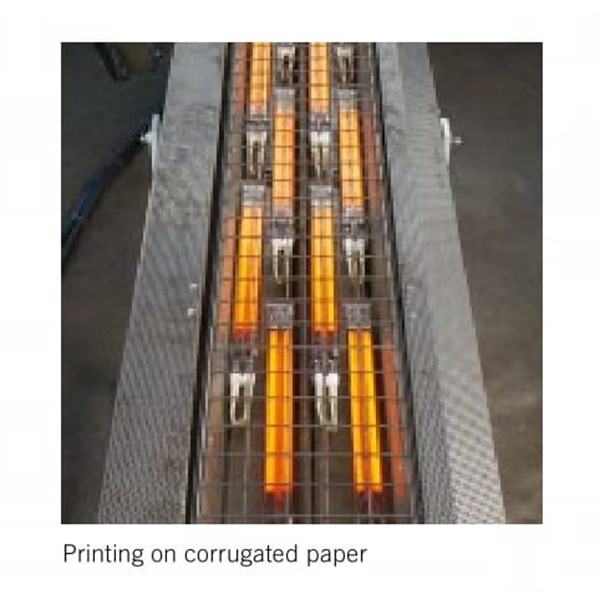 heraeus infrared halogen for drying in printing industry-1