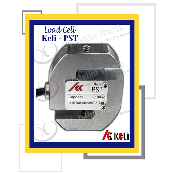load cell type s keli pst-4