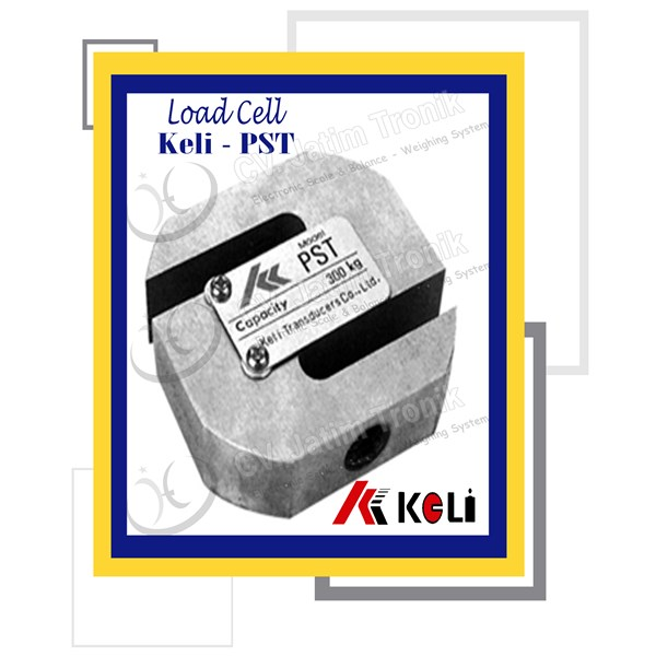 load cell type s keli pst-1