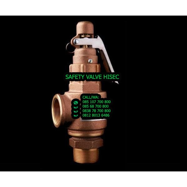 hisec safety valve