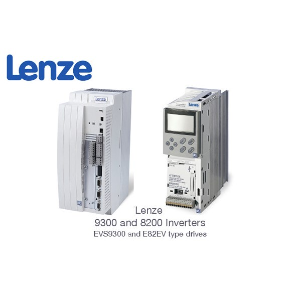 lenze - inverter e82ev552k2c200