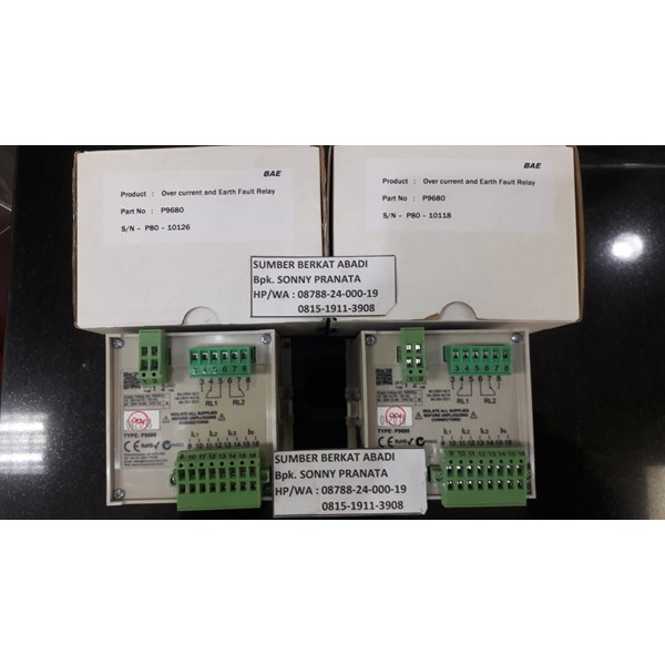 detection idmt relay p9680 broyce control