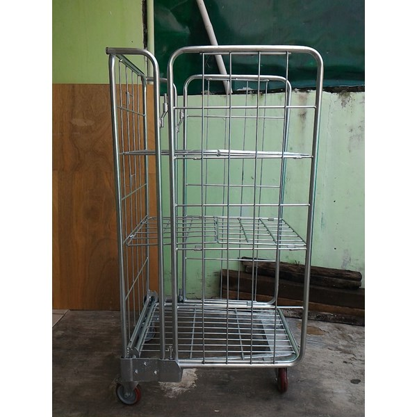 roll cage trolley-1