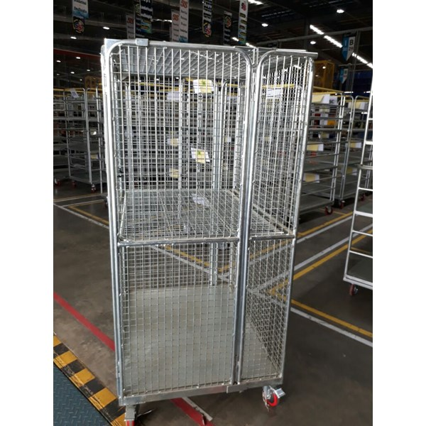 roll cage trolley-2