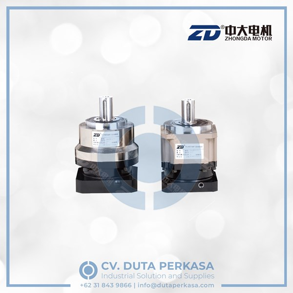 zhongda high precision planetary gearbox type ze series