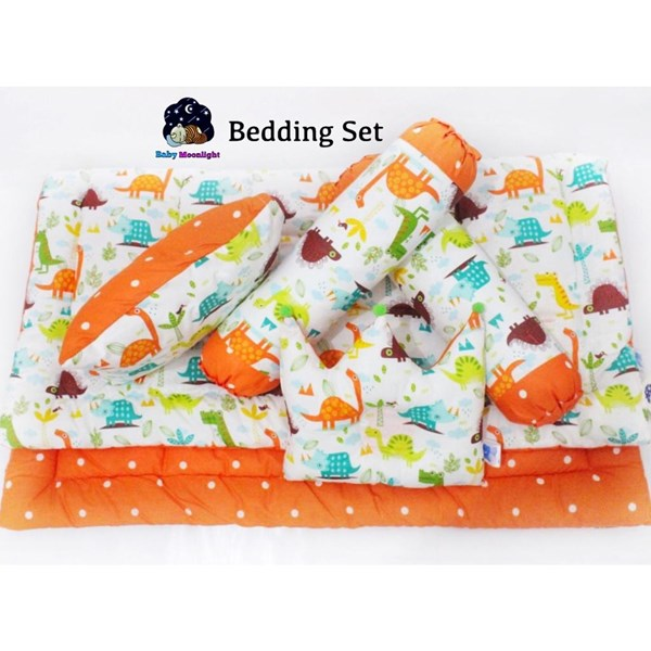 baby bedding set / matras bayi set-2
