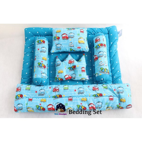 baby bedding set / matras bayi set-1