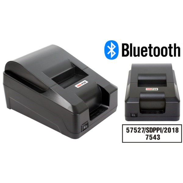 printer kasir bluetooth minipos 58a-6
