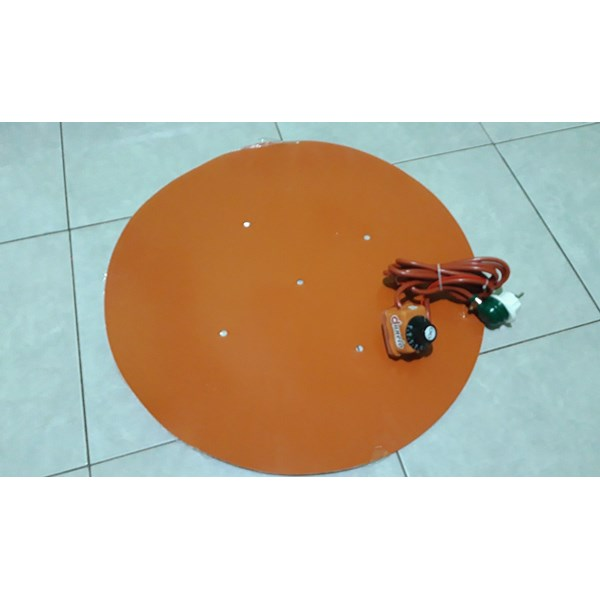 drum heater-silicon rubber heater-silicone heating-3