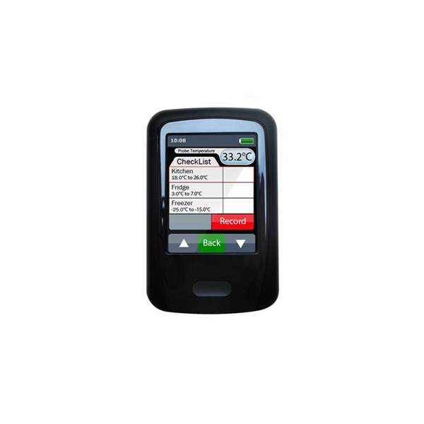touch screen thermometer spot check and data logger-1