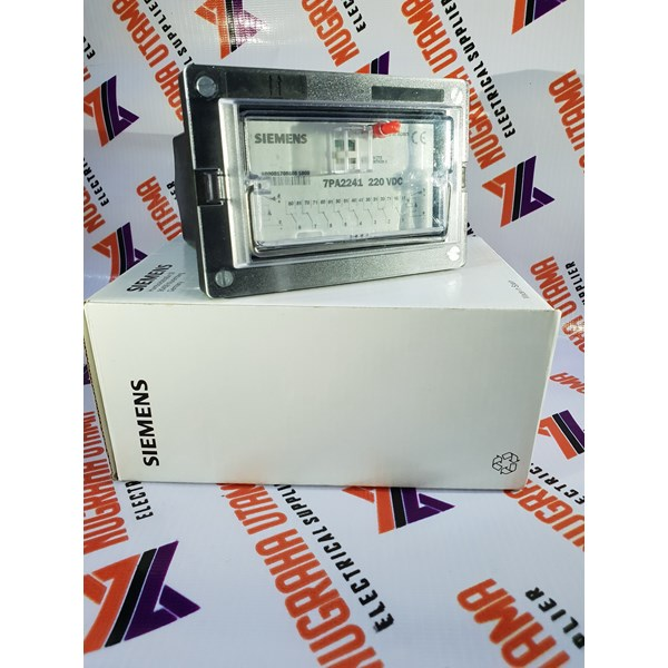 siemens 7pa2241-1 220vdc lock out relay