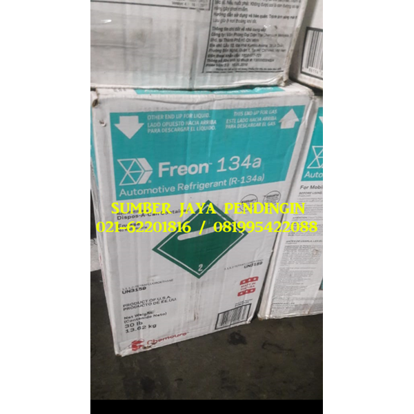 chemours freon 134a