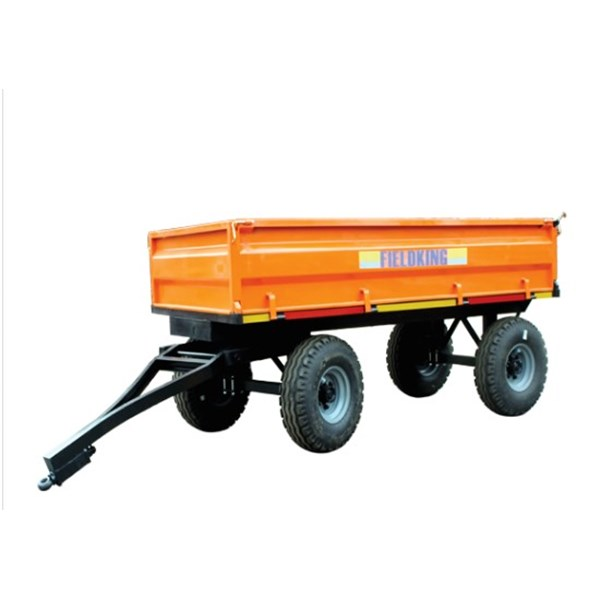 trailer non tipping cap 5-9-12 ton double axle-1