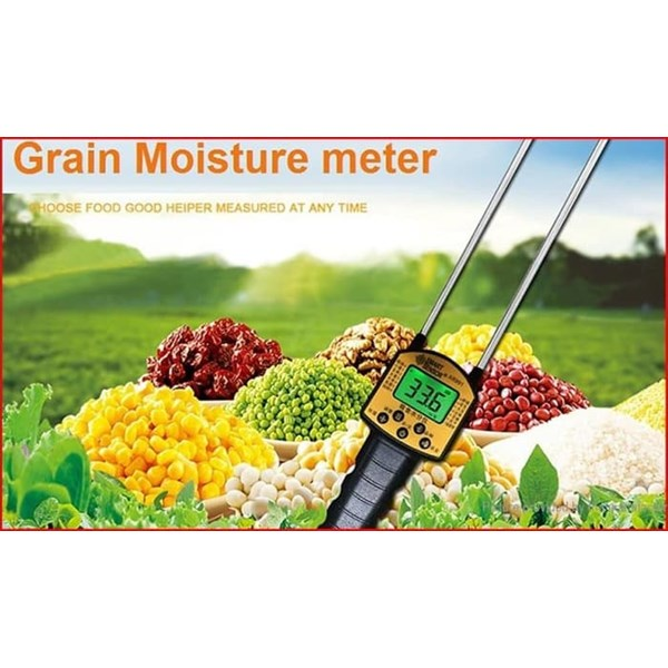 digital grain moisture