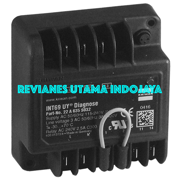 kriwan int69 uy diagnose article-nr.: 22a635s032, 31a635s032-1