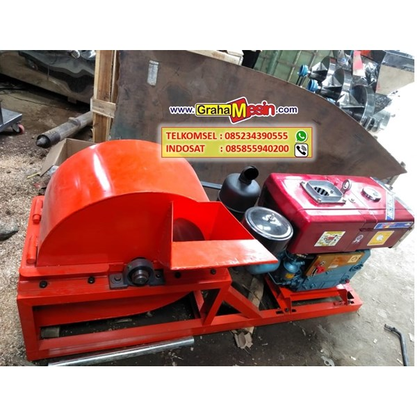 mesin wood crusher mini murah super cepat-2