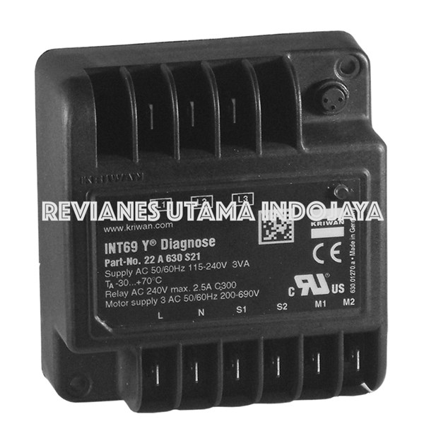 kriwan int69 y diagnose article-nr.: 22a630s21, 31a630s21-1