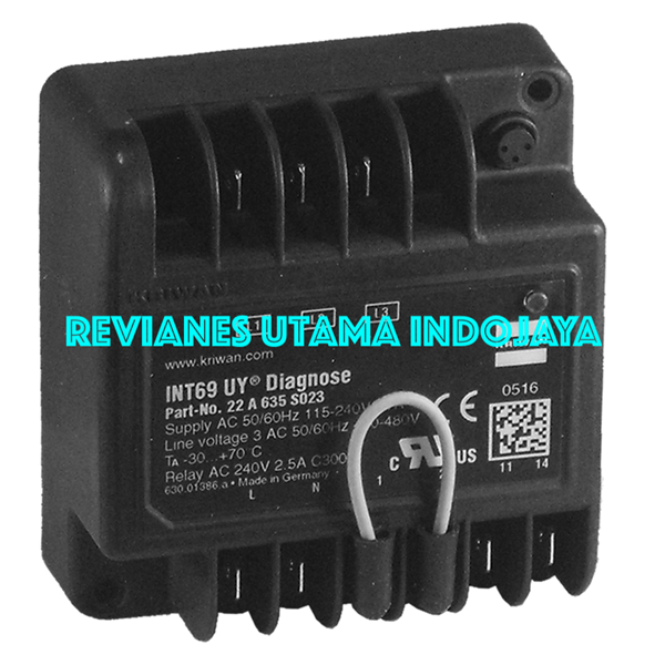 kriwan int69 uy diagnose article-nr.: 22a635s023, 31a635s023-1