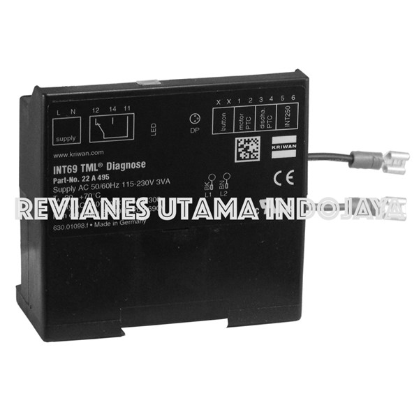 kriwan int69 tml diagnose article-nr.: 22 a 495-1