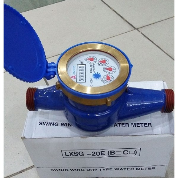 water meter amico 1 inch (20mm)