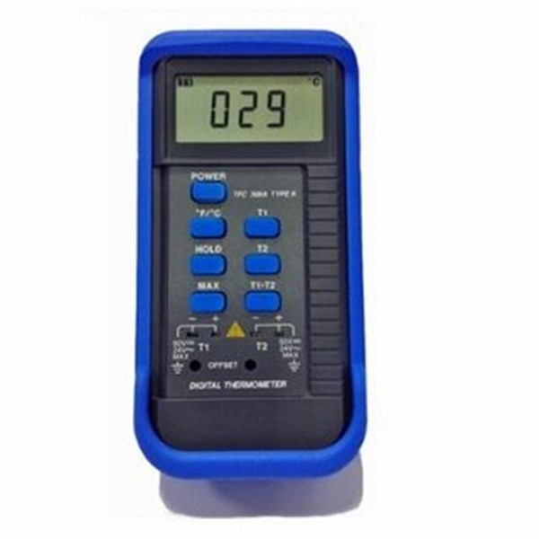 dua channel thermocouple thermometer tfc-360a-1