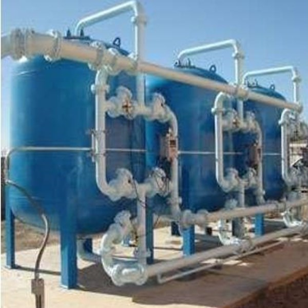 sand filter capacity 12 m3 per hour