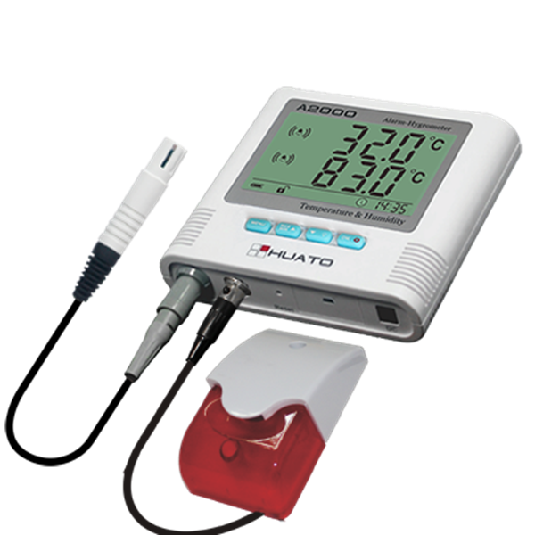 sound and light alarm thermohygrometer-1