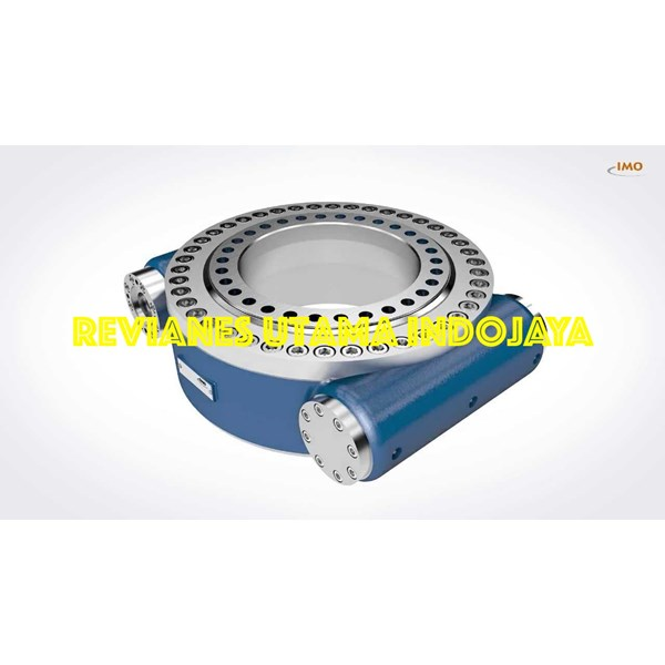 imo slew drive wd-lc 0223/3-08500-2