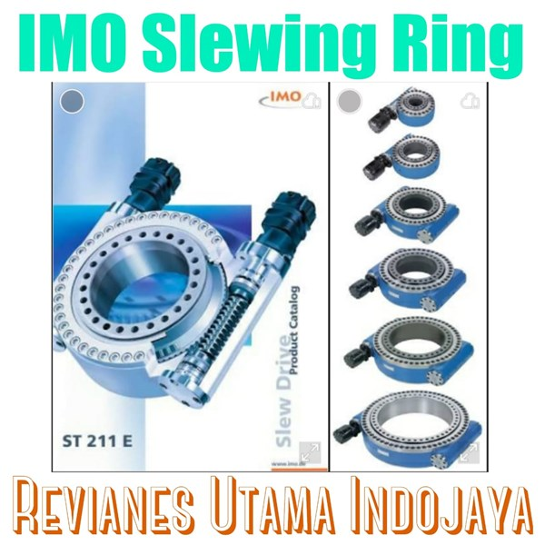imo slew drive wd-lc 0223/3-08500