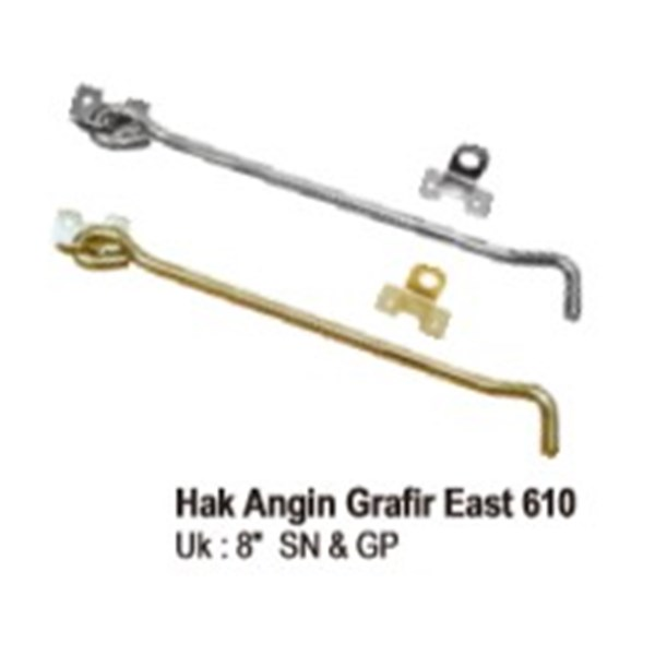 hak angin grafir east 610