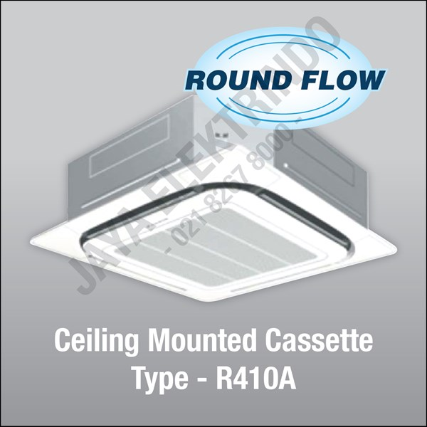ceiling mounted cassette 6 pk wireless y (fcq140kave4)