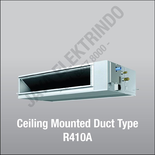 ac daikin duct connection 6 pk wired y (fbq140eve4)