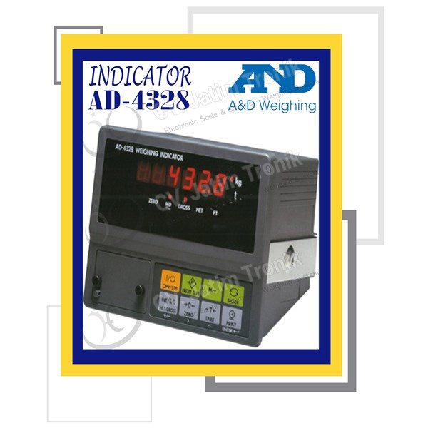 indicator and ad 4328
