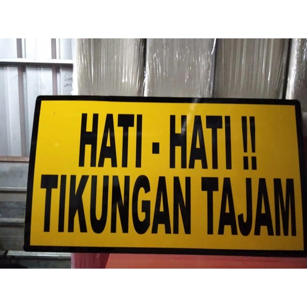 pabrikasi safety sign-1