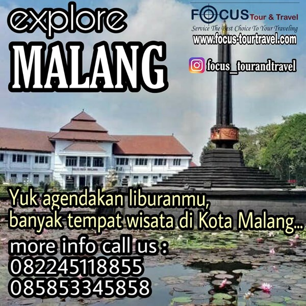 paket tour malang city-6
