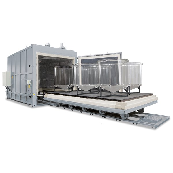 glass / forced convection furnaces - nabertherm