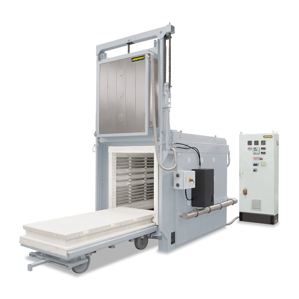 glass / furnaces with radiation heating - nabertherm