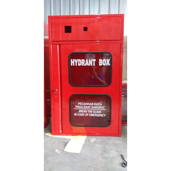 box hydrant type b custom