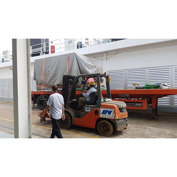 machine and mover (mesin produksi elektronik dll) kargo batam-ekspedisi batam-freight forwarder batam