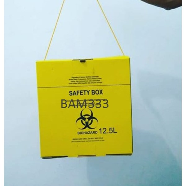 disposable safety box-4