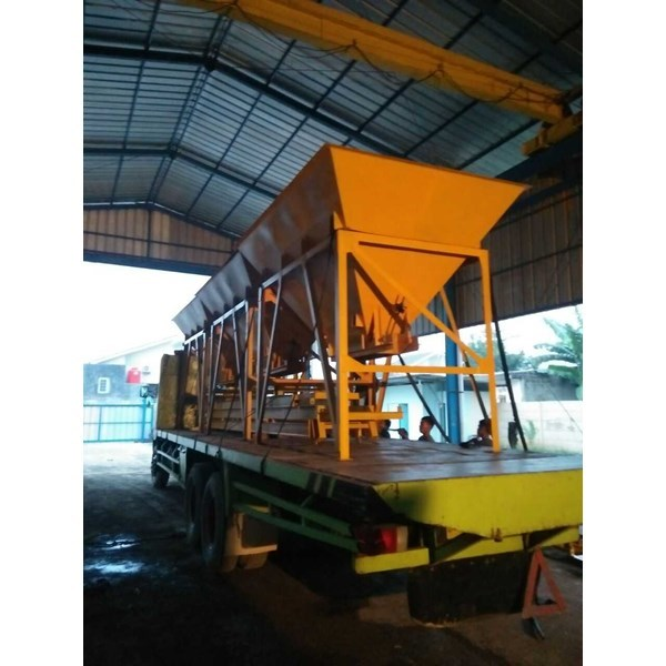 aggregate blending equipment