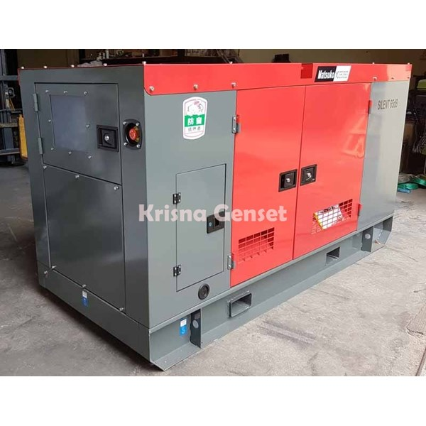 distributor genset perkins 30 kv a