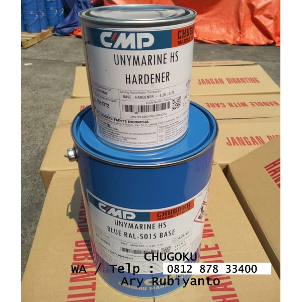 cat polyurethane finish / unymarine chugoku / cat pu