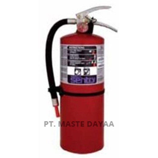 distributor ansul tyco - sentry industrial dry chemical extinguisher
