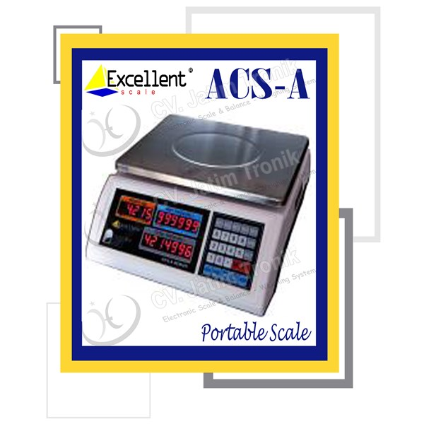 portable scale acs a