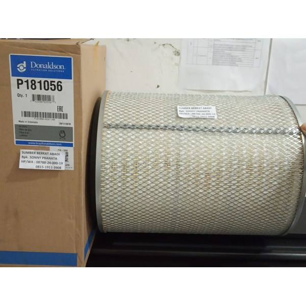 donaldson p181056 air filter primary round - genuine-2