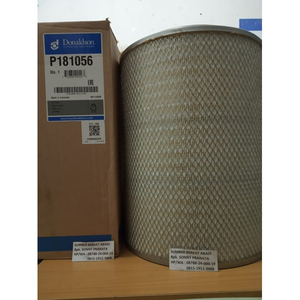 donaldson p181056 air filter primary round - genuine