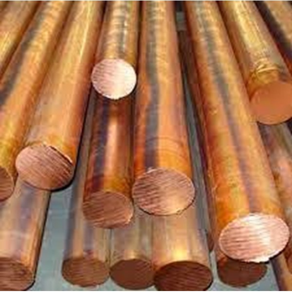 """ground rod copper 3/4"""" 