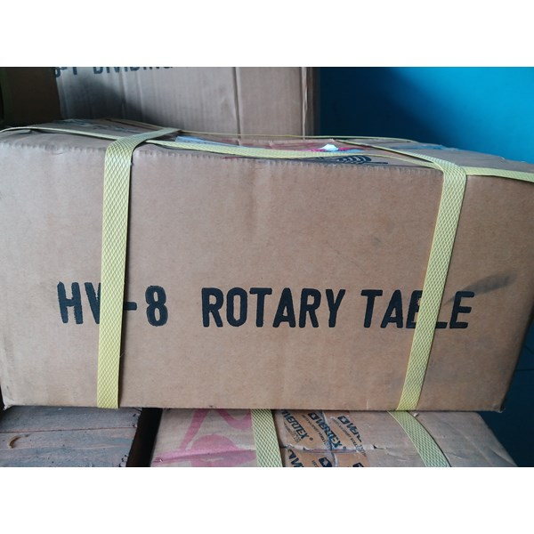 vertex rotary table mesin milling hv-10-2