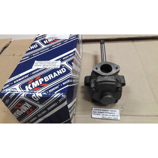 kmp 4132f016 oil pump
